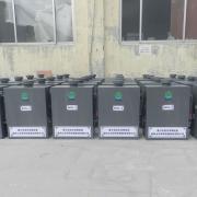 山水环保农村饮用水缓释消毒器工作原理图 缓释水消毒设备工程案例说明单内胆