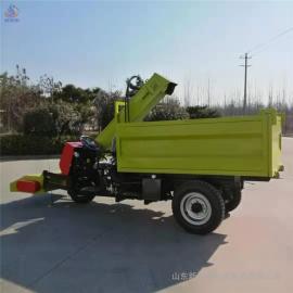 圣泰小型牛粪清理设备图片 刮板式清粪车使用视频 QF-2