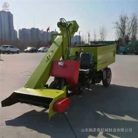圣泰牛粪铲粪车热卖 高效率粪便处理机 生产企业QF-2
