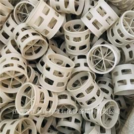 科隆填料钢铁厂再生塔用PPH拉鲁环和高性能鲍尔环有何区别
