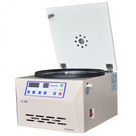 湖南恒诺实验室台式低速常温离心机2-4N