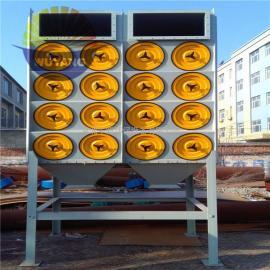 午阳环保滤筒除尘器 打磨车间粉尘治理改造10000风量