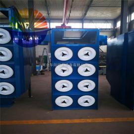 午阳环保 10000风量 小型滤筒除尘器 移动式脉冲净化装置