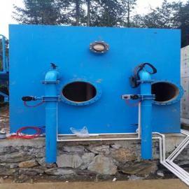山水环保 全自动净水器设备使用说明书 江水一体化净水设备安装施工方案 SWSJ-20