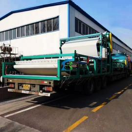 贝特尔现货水洗砂污泥脱水机 带式压滤机设备 品质优RBYL