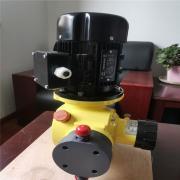 美国米顿罗 GB系列机械隔膜计量泵PVC PP 316泵头 GB0250PP1MNN
