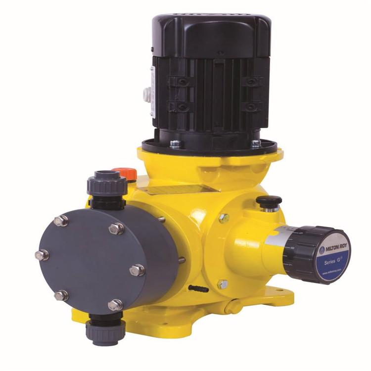 美国米顿罗 GB机械隔膜计量泵 GB0250PP1MNN