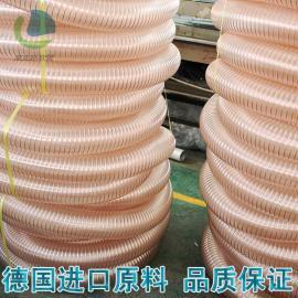 �R克斯 陶瓷�C械下料管 耐磨物料�送�管 吸�m管 PU��z管 LKE503