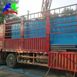 峻清1吨/时农村污水处理设备MBBR