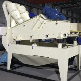 移动细沙回收机 移动细沙回收装置 隆鼎环保科技 LD