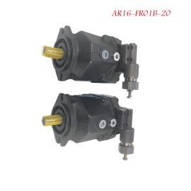 油研 YUKEN 研YUKEN AR系列�量柱塞泵 小�w�e 低噪音 高信�液�罕� AR16-FR01B-20