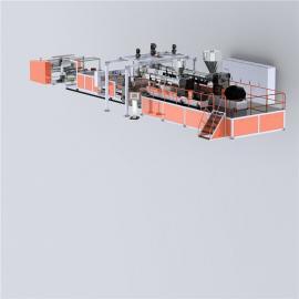 GWELL PVDF/PMMA装饰膜设备 GWS75