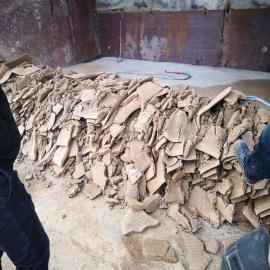 花岗岩制砂场箱式泥浆处理机 洗砂机污水处理设备