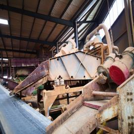 锡矿尾矿污泥压榨机 土建泥浆浓缩设备
