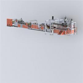 GWELL EVA太阳能背板热熔胶膜生产线