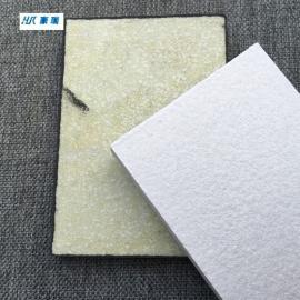 豪瑞岩棉玻纤板板具有极强的保温性质 保温岩棉板602