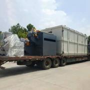山水环保磁混凝废水处理装置设计原则 磁加载污水处理设备处理铜矿废水支持定制