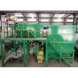山水环保 磁分类污水处理设备 磁混凝沉淀池原理 油田废水处理一体化装置 支持定制