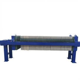誉开 电镀槽液过滤设备压滤机 污水处理自动保压压滤机