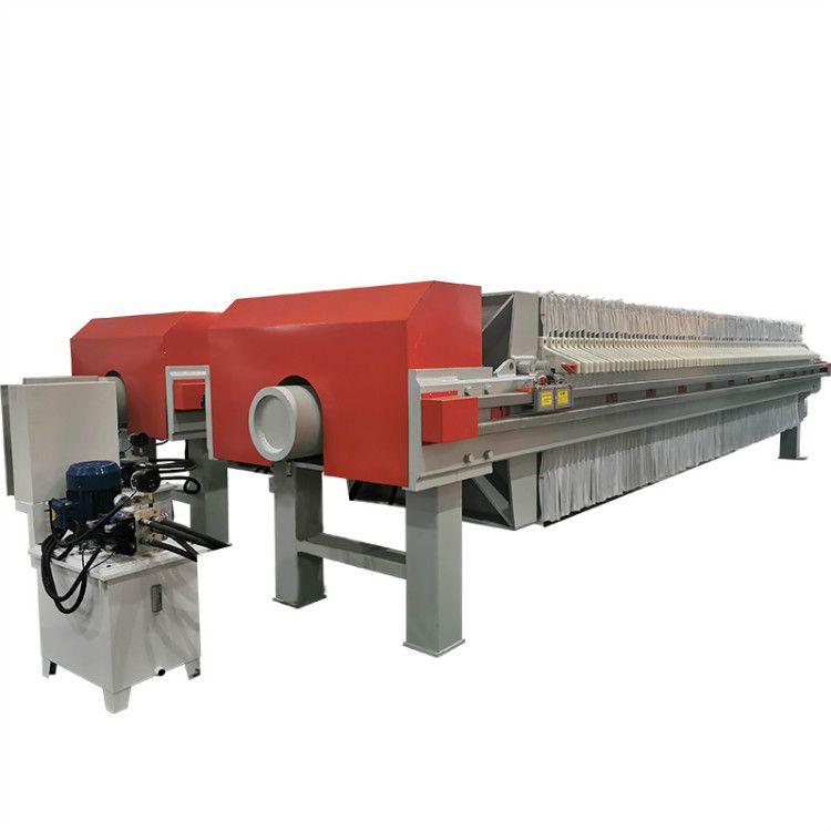 誉开食品污水处理压滤机洗砂厂污泥处理压滤机