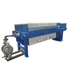 誉开 污水处理630自动保压压滤机 污水处理自动保压压滤机