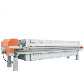 誉开洗沙污泥脱水压滤机500平方污水处理自动保压压滤机