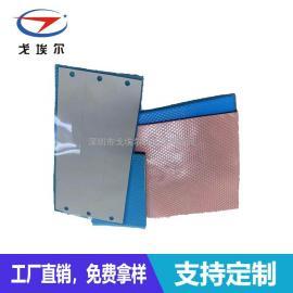 GOEL带矽胶布导热硅胶片GOEL-DRGJ-1
