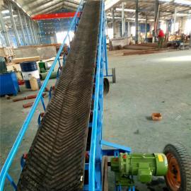 六九重工槽钢支架1米长U型托辊电滚筒皮带输送机Lj8dy1000