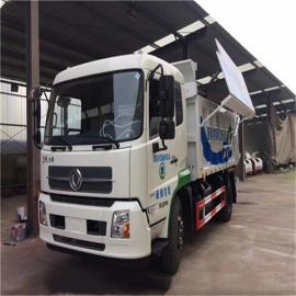 程力威5吨粪污运输车养殖厂订制5方粪污运输车