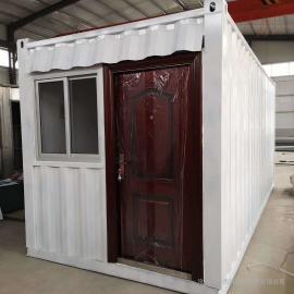 移动式集装箱标准养护室