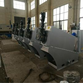 誉开 叠螺压滤机 污水处理自动保压压滤机