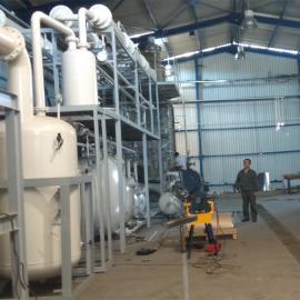 YJ基础油柴油溶剂精制设备