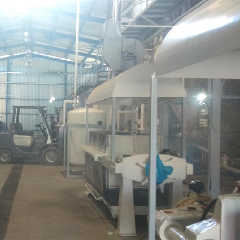 YJ 基础油柴油溶剂精制设备