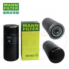 MANNFILTER曼牌滤清器机油、滤芯WD962/32
