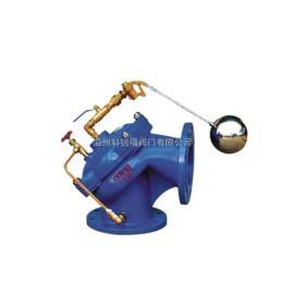 科锐福阀门100A-10/16P角型定水位阀 隔膜式调节水箱水位 铸铁