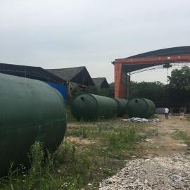 绿明辉旱厕改造新农村2立方一体成型化粪池厂家供应