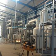 YJ黑油废油机械油提炼再生基础油设备