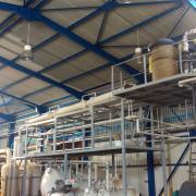重庆阳江减压蒸馏再生润滑油系统