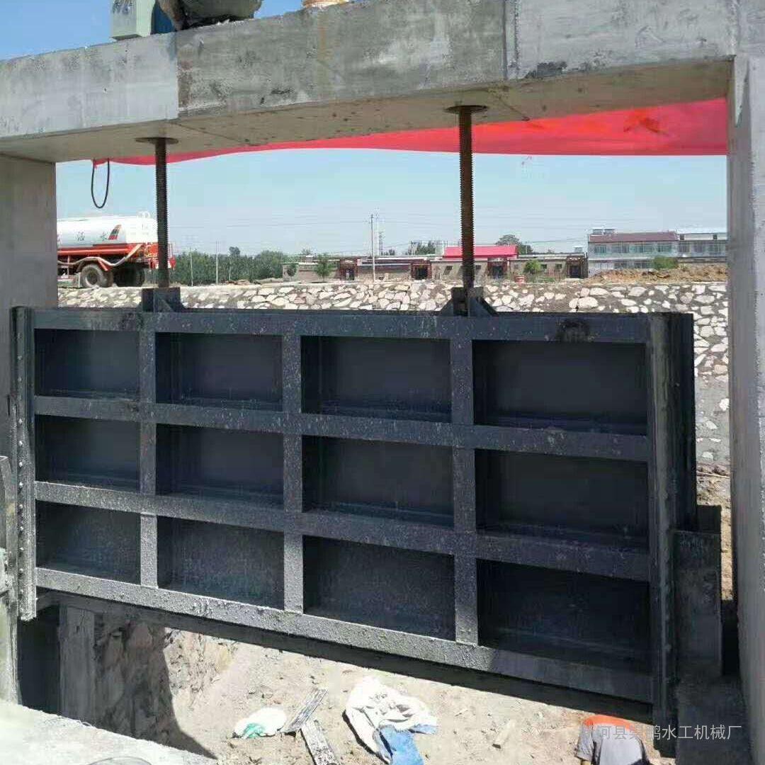 水利工程专用钢闸门gzm