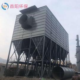 首阳环保ZC机械反吹风扁布袋除尘器除尘效果ZC-144
