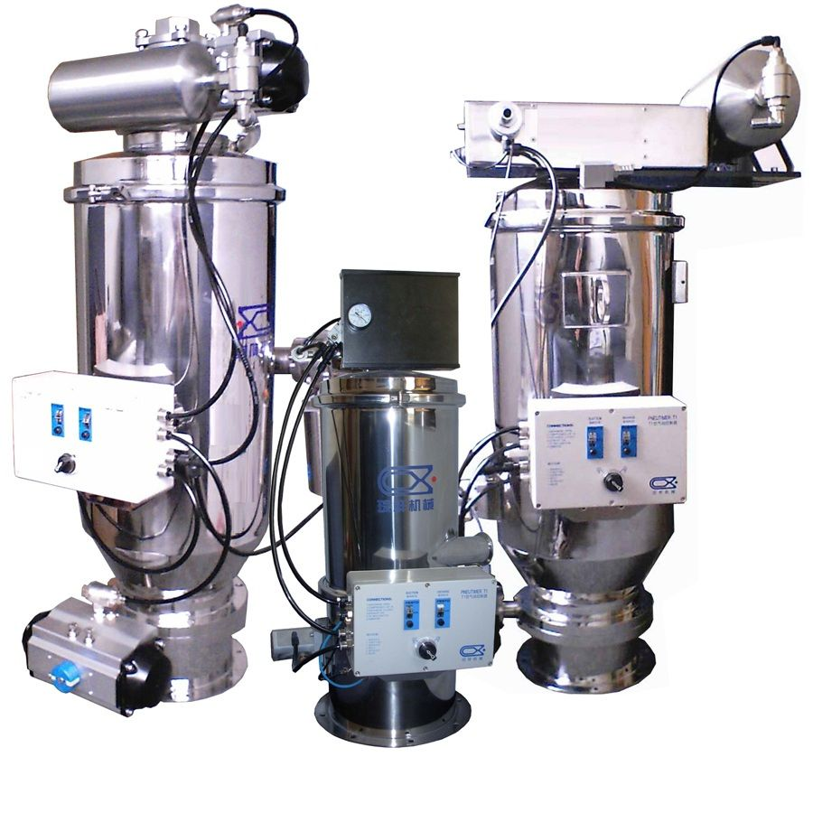 全自动不锈钢真空粉体吸料机 VP250、320、450、600