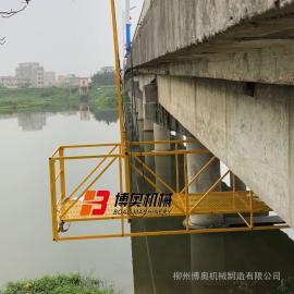 桥梁涂装喷漆施工平台
