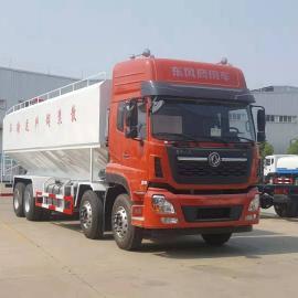 散装饲料运输车6吨-35吨饲料罐体制作CLW东风