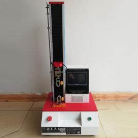 欧美奥兰 橡胶拉力测试仪金属线材电动伸长率测试机塑料拉伸拉力试验机 OM-8750