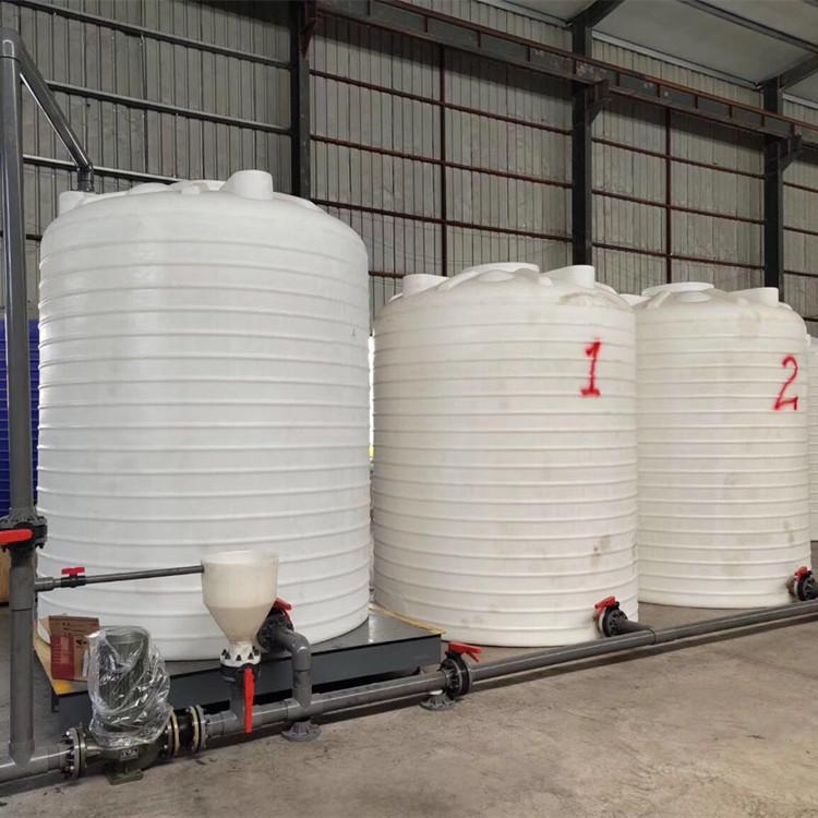 加厚化工储罐化工储罐 盐酸塑料大桶10吨