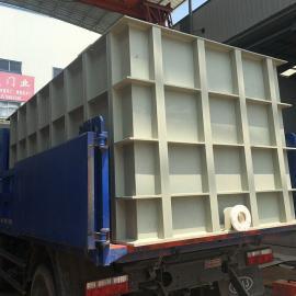 绿明辉聚乙烯大容量蓄水槽加工定制