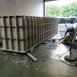 绿明辉PP酸洗槽工业电解槽厂家定制