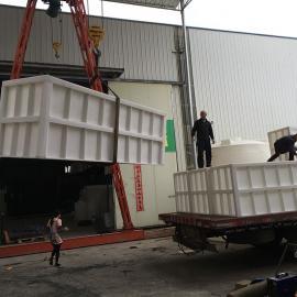 绿明辉定制耐酸碱立式PP电镀槽厂家直销