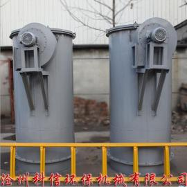 科信小型单机脉冲布袋除尘器 放静电脉冲除尘器HMC型
