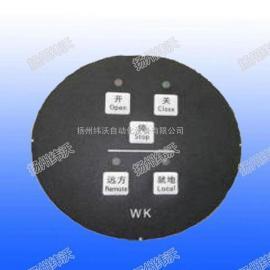 多回转一体化开关型电动执行器操作面板WK2
